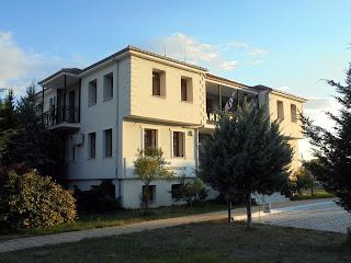 Το Δημαρχείο στο Λαιμό Πρεσπών