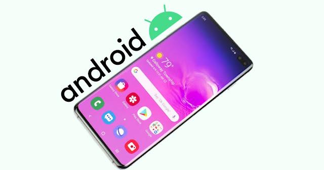 Daftar Hp Android 10 Terbaru