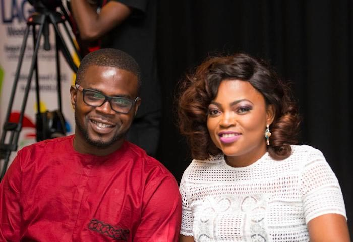 Why we had a secret wedding - JJC and Funke Akindele Bello