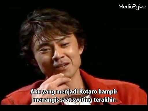 Interview Tetsuo Kurata (Kotaro Minami) 2006 Part 3 Subtitle Indonesia