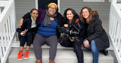 Women filmmakers and directors from Chicken & Egg Pictures