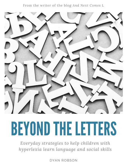 Beyond the Letters Hyperlexia Book