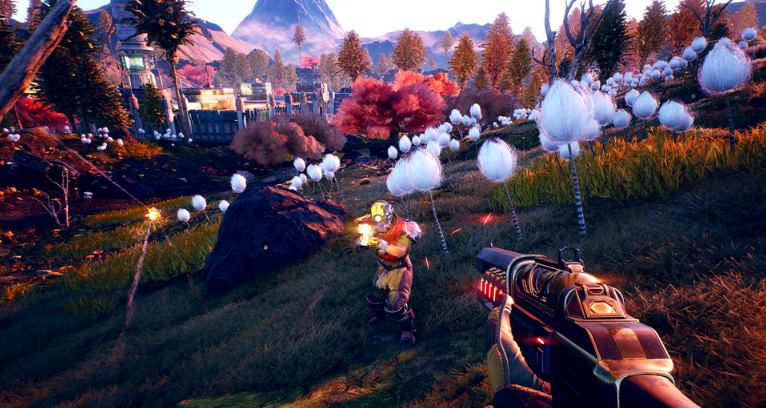 The Outer Worlds PC Full Español