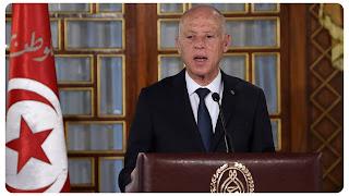 قيس سعيّد: موقف تونس من العدوان الصهيوني  يتجاوز التنديد والشجب المعهودين