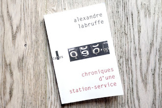 Lundi Librairie : Chroniques d'une station-service - Alexandre Labruffe