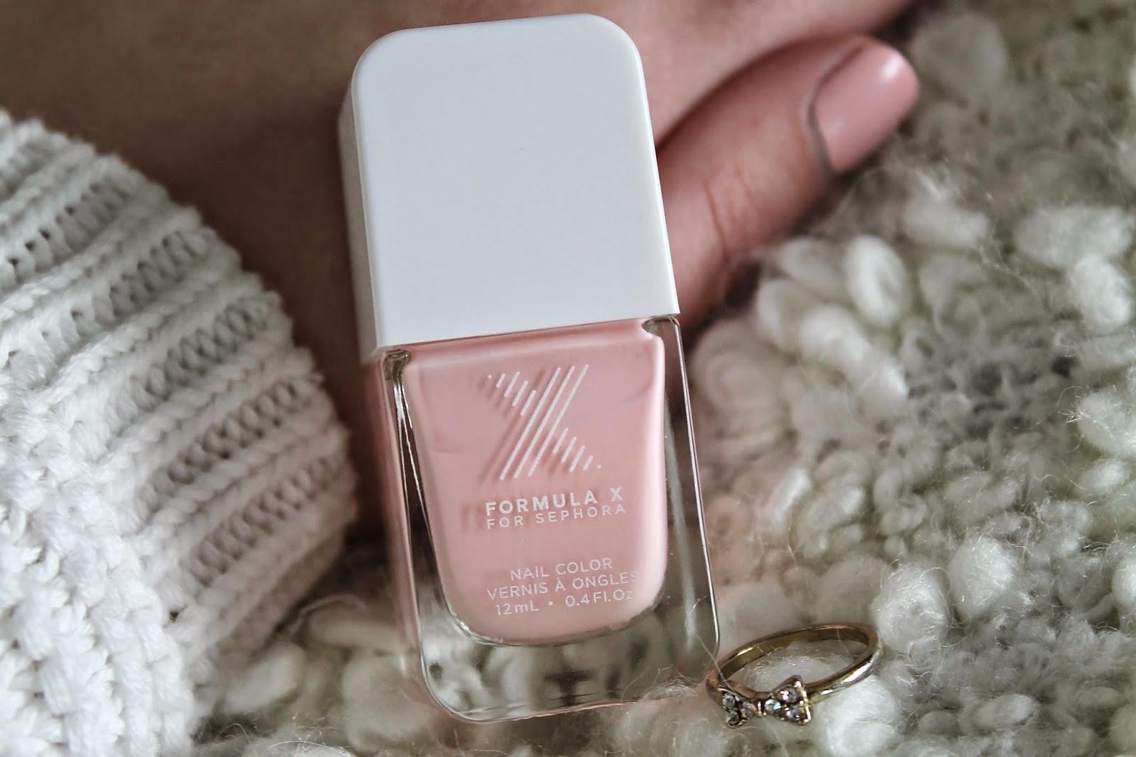Formula X Intensity Nail Polish