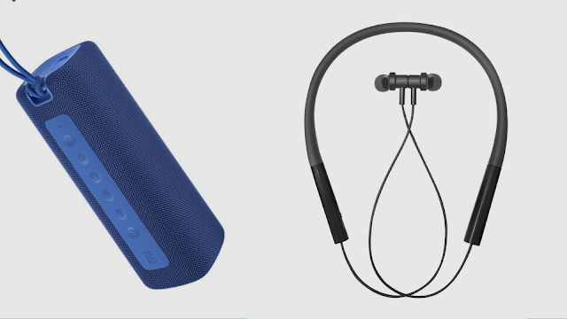 Mi Launches Portable Bluetooth Speaker and Mi Neckband Bluetooth Earphone Pro - Price, Features and Specs | TechNeg