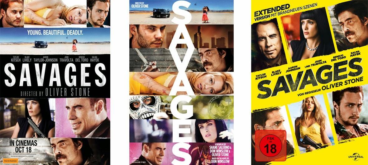 Savages - Savages: ponad bezprawiem (2012)