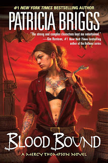 Blood bound | Mercy Thompson #2 | Patricia Briggs