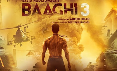 Baaghi 3 full movie download moviesflix 480p HDRip HD