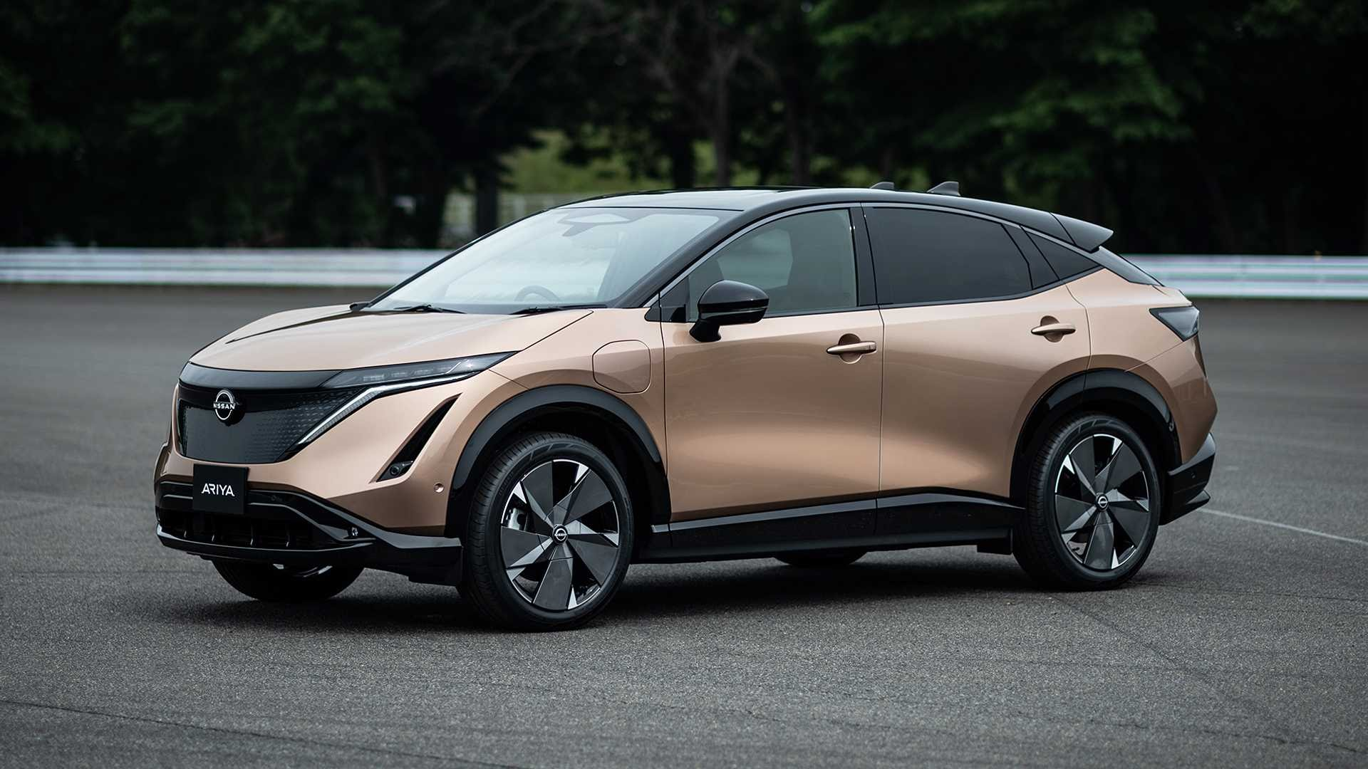 Nissan plans to sell more electric vehicles in the US by the end of this decade. In fact, the Japanese company has set a definitive target: 40 percent of its US sales will be fully electric by 2030, and even more will be electrified.  The automaker still plans to electrify all of its vehicles in key markets by the early 2030s, with a goal of becoming carbon neutral across Nissan's operations and products by 2050.    Ariya will be sold in conjunction with the LEAF in 2022 as part of Nissan's push to bring this about. Depending on the battery pack and drivetrain, the Ariya's range can be as much as 300 miles (483 kilometers) in the United States, though it depends on the version with AWD. Approximately $45,000 is the starting price of the Nissan Ariya.    Nissan's press release mentioned more electric models would follow the Ariya. We have yet to see any new all-electric Nissan looming as of this writing, though a larger crossover to replace the Ariya is speculated to be in the works. Within a few years, we are likely to hear about a new model.    With the 2022 model year approaching, Nissan is already thinking about aggressively selling LEAFs in the US. The Nissan LEAF was recently subjected to a major price cut bringing its price down to under $21,000 after tax credits at the beginning of this month. LEAFs are also available for a low $89 per month lease deal in some areas of the United States.    Meanwhile, the Biden administration announced it will sign an executive order setting a 50 percent EV sales target for the United States by 2030.