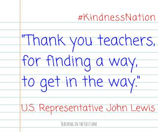 #kindnessnation an inclusive classroom community movement