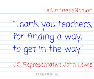 #kindnessnation an inclusive classroom community movement