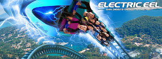 Electric Eel Opens to the Public, POV and more.