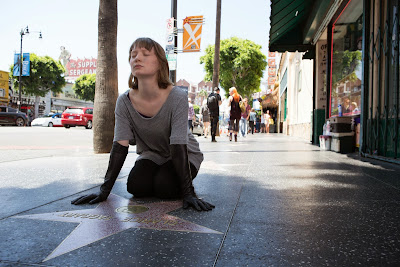 Mia Wasikowska as Agatha Weiss, in Maps to the Stars, Directed by David Cronenberg