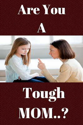 Are You A Tough Mom - Vibhu & Me