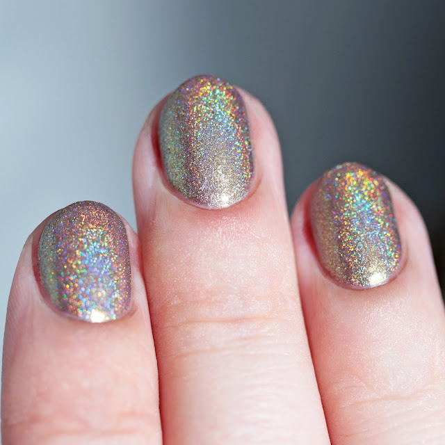 Nail Hoot Indie Lacquers Lion Whisperer