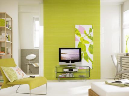 diseño sala verde