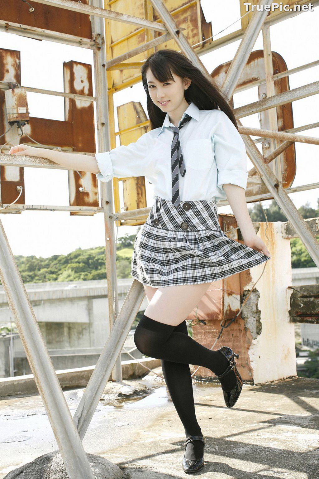 Image [YS Web] Vol.345 - Japanese Actress and Gravure Idol - Akiyama Rina - TruePic.net - Picture-1