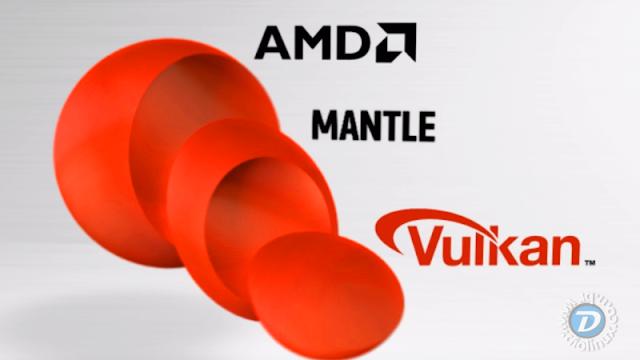 AMD explica o Vulkan
