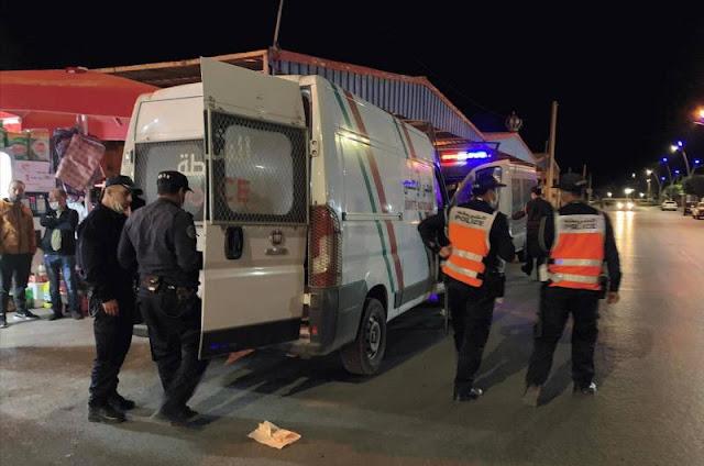 الناظور: حجز 2 كليو من المخدرات على متن سيارة اجرة من النوع الكبير