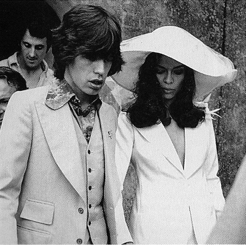 ANNA LINDEMAN amsterdam: Style ICON: Bianca Jagger