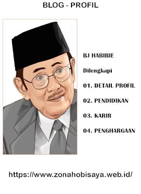 PROFIL : BJ HABIBIE, SANG AHLI PESAWAT ASAL INDONESIA