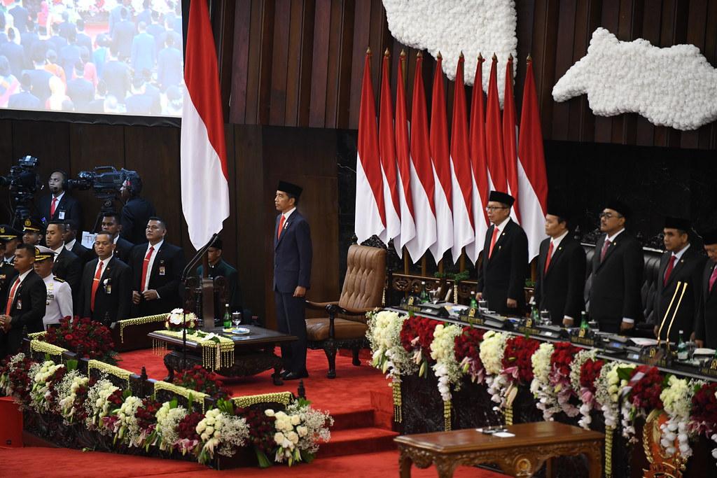 Sistem Pemerintahan Presidensial Indonesia