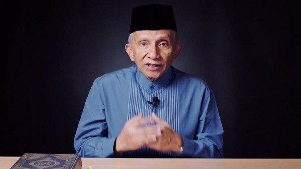 PAN Terancam Pecah Kongsi, Amien Rais Terpaksa Buat Partai Baru 'PAN Reformasi'
