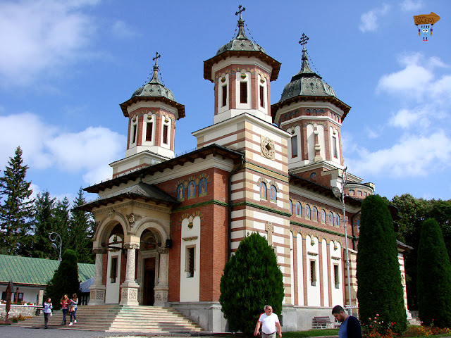 Monasterio de Sinaia - Rumanía