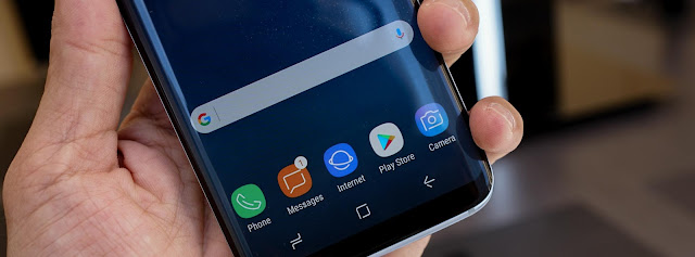 Google đã trả cho Samsung 3,5 tỷ USD để sử dụng Google làm trình tìm kiếm mặc định trên các điện thoại Samsung 2017