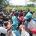 Pengobatan Massal, Pembagian Pakaian Layak Pakai dan Seragam Sekolah di Perbatasan Papua