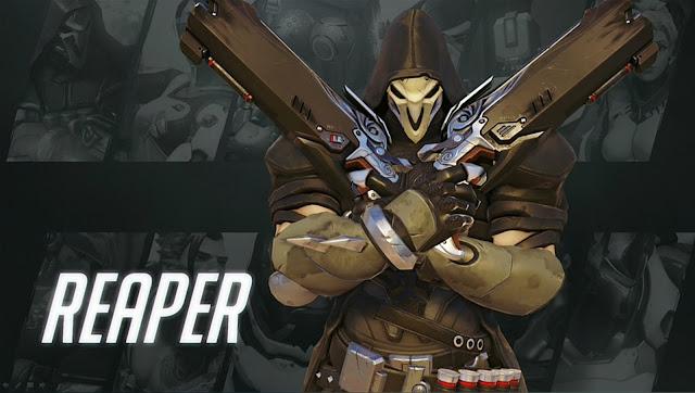 Mod Skin Lucian Reaper