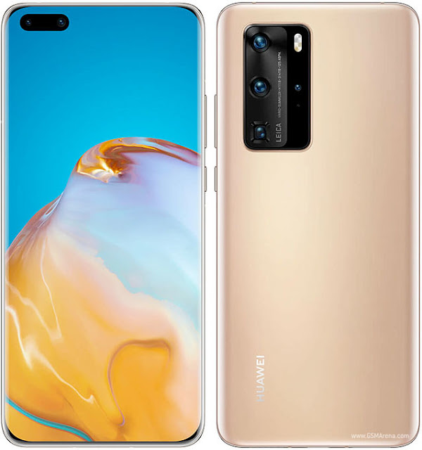 HUAWEI P40 Pro 50MP Quad Main Camera Specification Price