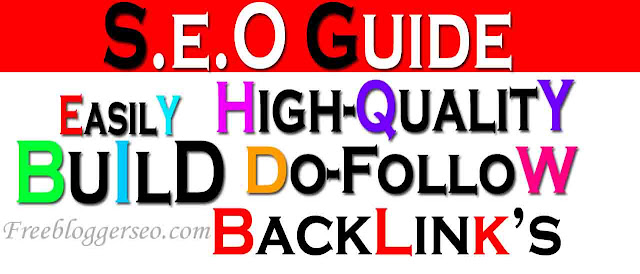 How to Build Backlinks, How to Create Do-follow Backlinks, Do-follow Backlink, How To Create High-Quality Do-Follow Backlinks in Hindi,