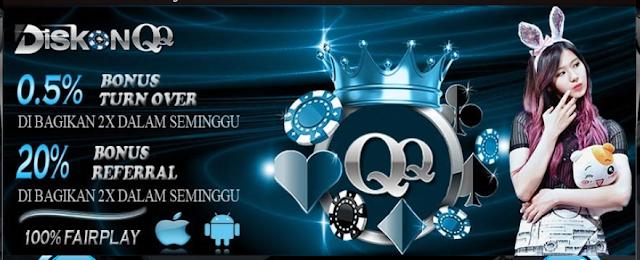 DiskonQQ Situs Domino QQ Dengan Banyak Keunggulan Dalam Permaniannya