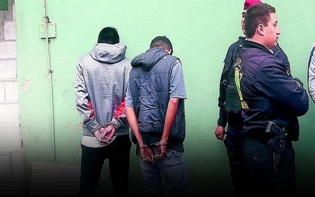 COMAS POLICIALES