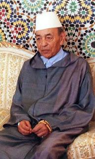 الملك الحسن الثاني