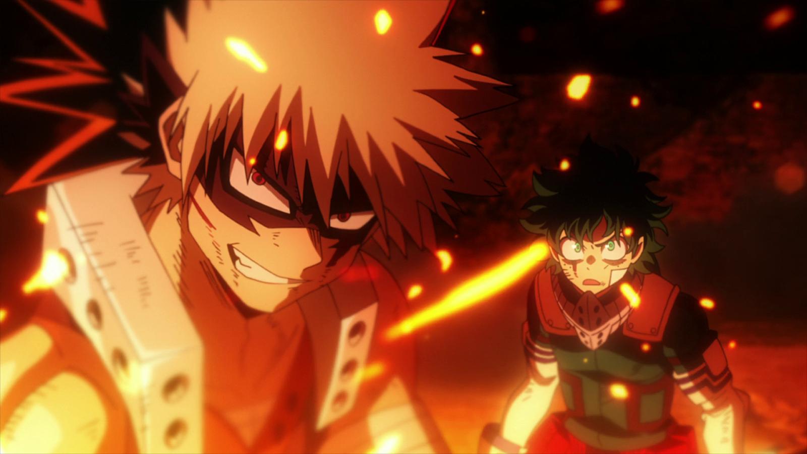 Boku no Hero Academia the Movie 2: Heroes:Rising - English Sub