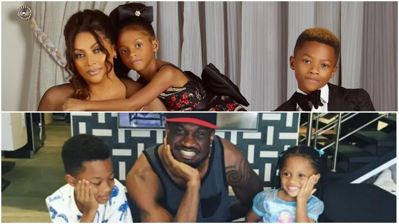 COVID-19: Psquare's Peter Okoye, Wife And Daughter All Test Positive