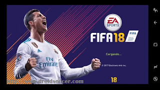 FIFA14 Mod FIFA18 by Choko Apk + Obb