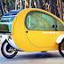 Un prototipo de vehículo solar que también se puede pedalear