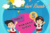 Modul Kelas 5 Tema 3 Sekolah Dasar Belajar Dari Rumah