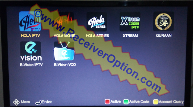 REDVISION  P12 HD RECEIVER NEW SOFTWARE WITH NASHARE PRO OPTION