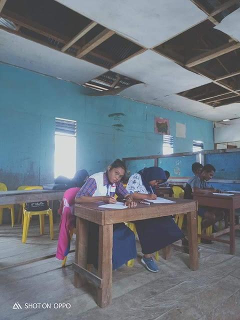 Gaji Hanya 250 Ribu per Bulan dan Tak Dibayar 2 Tahun, Ini Kisah Nyata Guru Honorer di Kalimantan