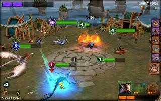 Dragons: Rise of Berk v1.30.14 Mod