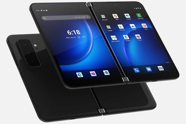 مايكرسوفت تكشف رسميا عن هاتفها الجديد Surface Duo 2