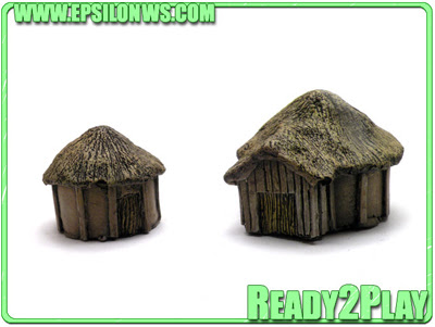 EPS-DAS02 - Dark Ages huts
