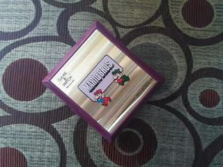 Dijual gembot jadul Mario bross nintendo