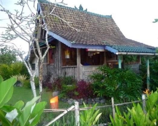 Foto Rumah Sederhana di Desa dan Kampung 2020 Foto Rumah